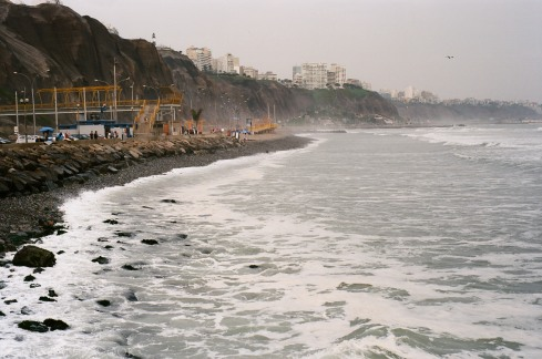 goodbye Miraflores, Kodak Ektar 100
